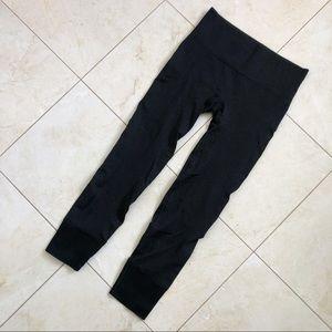 lululemon athletica Ribbed Leggings Black 6
